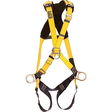 DBI Sala Delta™ Harnesses, Cross-Over Style with Tongue-Buckle Leg Connection, Universal