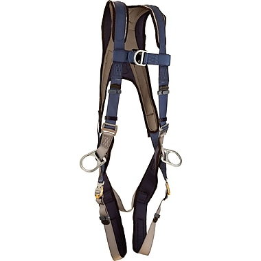 DBI Sala Exofit™ Full Body Harnesses with Front/Back/Side D-Rings, X-Large