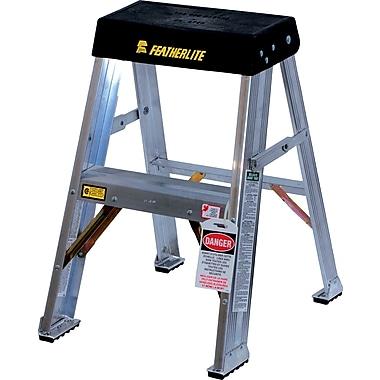 Featherlite Industrial Heavy-Duty Step Stool/Ladders, 2'