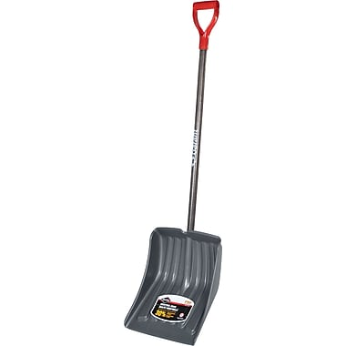 Garant Grizzly™ Snow Shovel, D-Grip, 16-1/2