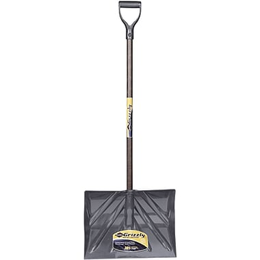 Garant Grizzly™ Snow Shovel, D-Grip, 13-1/2