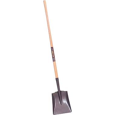 Garant Square Point Shovel, Straight, 12