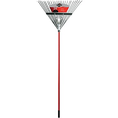 Garant Excavator™ Fan Rake - 24 tines, Straight, 24