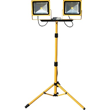 Lind Equipment Beacon Light 50W LED Floodlights with Tripod