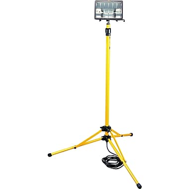 Lind Equipment Heavy-Duty Worklights, 1' to 3' Telescopic