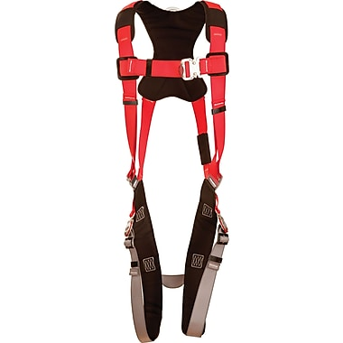 Protecta Pro™ Harnesses with Back D-Rings and Quick-Connect Leg Connections