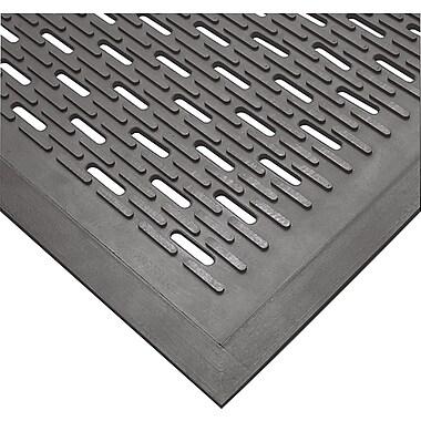 Wearwell UpFront Scraper Mat No. 224, 3' x 5'