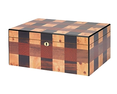 Quality Importers Othello Humidor WYF078277687532