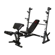 Marcy Adjustable Olympic Bench
