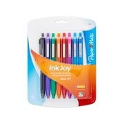 Paper Mate® InkJoy 300 Ballpoint Retractable Pen, Medium, Assorted, 8/pk (1781564)
