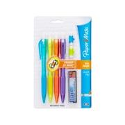 Paper Mate® Quick Flip Mechanical Pencils, 0.7 mm, Black, 4/pk (1808783)