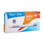 Paper Mate® InkJoy® Quatro Retractable Ballpoint Pen, Medium Point, Business Colored Ink, 12/pk (1832420)