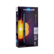 Uni-ball® 207™ BLX Retractable Gel-Ink Pens, Medium, Black, Dozen