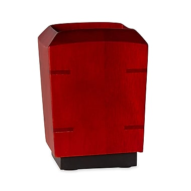 Rolodex Executive Woodline II Desk Collection, Mahogany