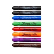 Sharpie® Flip Chart Markers, Assorted, 8/pk (22478)