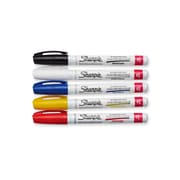 Sharpie® Paint Oil-Based Marker, Fine, Assorted Colors, 5/pk (37371)