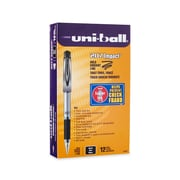 uni-ball® 207 Impact Gel Pens, Bold Point, Black, 12/pk (65800)
