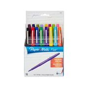 Paper Mate® Flair® Felt Tip Pens, Medium Point, Assorted, 16/pk (70644)
