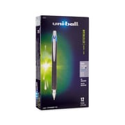 uni-ball® Jetstream RT Retractable Rollerball Pen, Bold Point, 1.0 mm, Blue, 12/pk (73833)