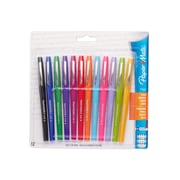 Paper Mate® Flair® Felt-Tip Pens, Medium Point, Assorted, 12/pk (74423)