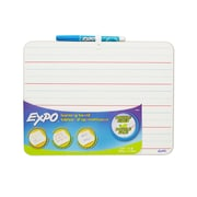Expo® Double-Sided Learning Board, 8.9 x 11.8 inches (89062)