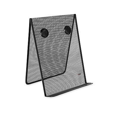 Rolodex Expressions Black Wire Mesh Copyholder