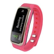 """Supersonic SC-61SW-PK PowerX Fitness/Smart Band, Pink, 0.91"""" (93591398M)"""