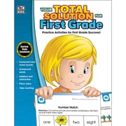 Thinking Kids Your Total Solution for First Grade Workbook