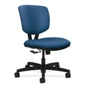 HON Volt Wood Computer and Desk Office Chair, Armless, Regatta (2HON5721HNR90T)