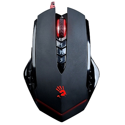 Bloody V8Ma Gaming Mouse Black (B740A)