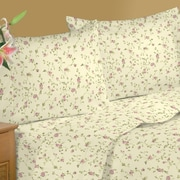 Textiles Plus Inc. Jersey Sheet Set I; King