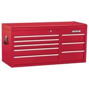 Waterloo Industries Waterloo Series 40.5''W 8-Drawer Top Chest; Red