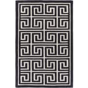 Artistic Weavers Holden Kennedy Charcoal/Ivory Area Rug; 7'6 inch x 9'6 inch  by