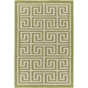 Artistic Weavers Holden Kennedy Moss & Ivory Area Rug; 5' x 7'6 inch  by
