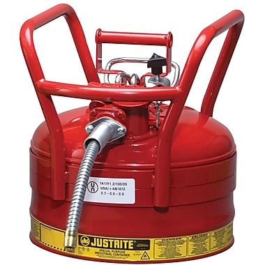 Justrite® D.O.T. AccuFlow™ Safety Cans, 8