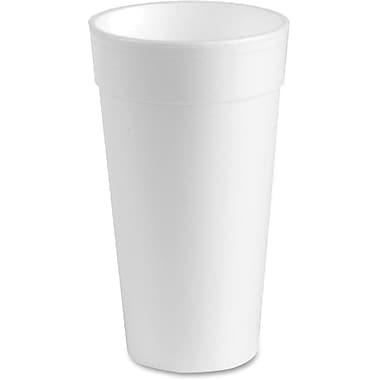 Genuine Joe Styrofoam Cup, 24 oz., 300/Carton