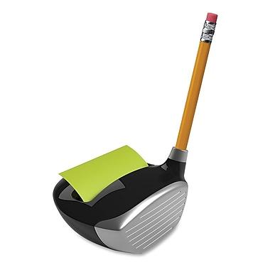 Post-it® Pop-up Notes Dispenser, Golf Club