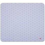 3M – Tapis de souris Precise à base antidérapante repositionnable, modèle Bitmap