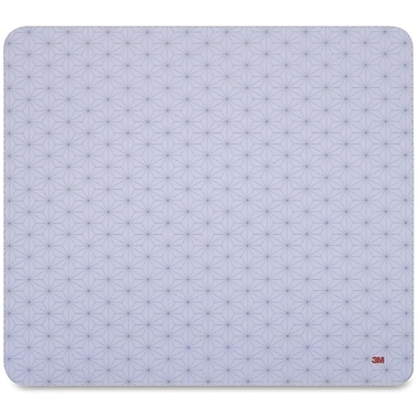 3M Precise Nonskid Reposition Frosbyte Mouse Pad