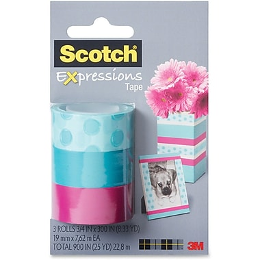 3M Scotch Expressions Magic Tape