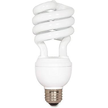 Satco – Ampoule fluocompacte T4 en spirale, à 3 voies