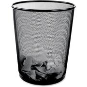 Winnable Round Mesh Wastebasket