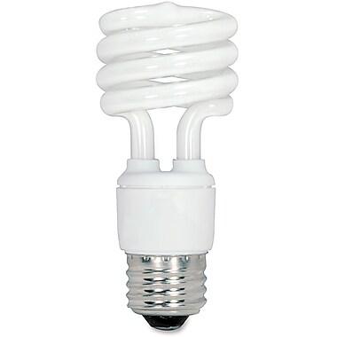 Satco – Ampoule T2 fluorescente en spirale, 13 W