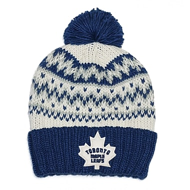 Toronto Maple Leafs Women's Cuffed Knit Toque