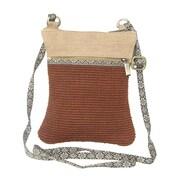 Leaf & Fiber LNFBG1102-03 Eco Friendly Hand Made Bag, Hipster, Ipad