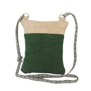 Leaf & Fiber LNFBG1102-07 Eco Friendly Hand Made Bag, Hipster, Ipad