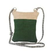 Leaf & Fiber, Eco Friendly Hand Made Bag, Hipster, Kindle (LNFBG1105-04)