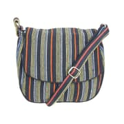 Leaf & Fiber, Eco Friendly Hand Made Messenger Bag, Solara