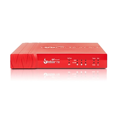 WatchGuard – Firebox T10-W avec un abonnement de 1 an à Security Suite