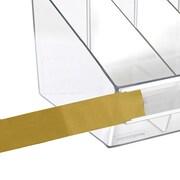 Azar 8-inch Deep Clear Divider Bin